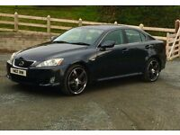 Lexus IS220d SE, not 3 series, A4, BMW, Audi, open to offers, full history and leather