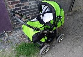 Pushchair Baby-Merc Junior