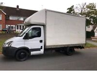 Iveco Daily Luton - Part campervan converted
