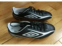 Umbro Radley football boots size 7.5