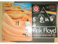 Pink Floyd Mind Over Matter 4 Images H/B + Q Special Magazine
