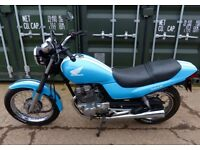 1992 Imported UK 1996 Honda CB250 Nighthawk, Cosmetically/Mechanically Excellent For Age, MOT, 22K