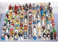 Genuine Lego minifigures £2 each none of that fake rubbish