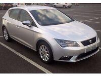 2013 SEAT Leon 1.6tdi Technology Pack - FMSH, Sat Nav, over 60mpg, Free tax - Great car