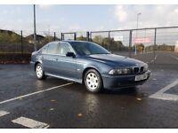2002 BMW 525D 2.5 Diesel 5 Door - MOT July 2018 - 133424 Miles - 2 Prev Owners - 160 BHP - 42 MPG