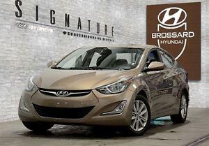 2016 Hyundai Elantra SE TOIT OUVRANT CAMERA DE RECUL