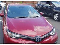 Toyota, AURIS, Hatchback, 2018, Other, 1798 (cc), 5 doors