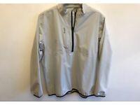 Ping Zero Gravity Half-Zip Mens Waterproof Golf Jacket - Size Large