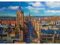 Oil paintings for sale - Glasgow, Edinburgh, Scotland