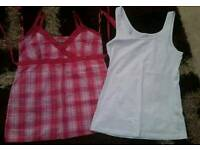 2 girls tops for sale