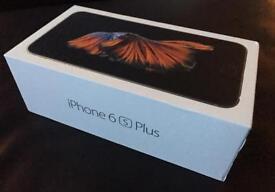 iPhone 6S Plus 64GB Unlocked in Space Grey (Black)