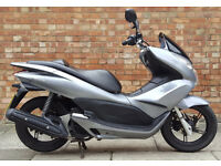 Honda PCX 125, Immaculate condition with low mileage