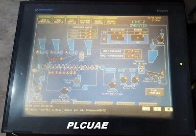 Schneider Electric Modicon Square D Telemecanique Magelis Xbtgt6330 Xbt-gt6330