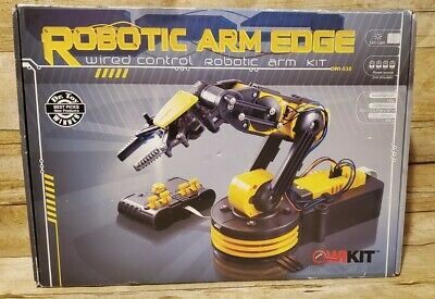 Owi-535 Robotic Arm Edge Wired Control Robotic Arm Kit - Owi Kit - New Sealed