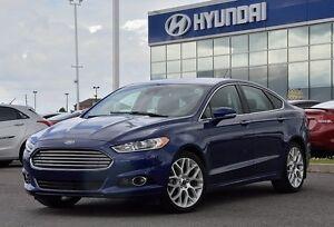 2014 Ford Fusion Titanium AWD  **GPS**