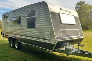 2009 Paramount 23ft full Off Road, Solar, Annex Gympie Gympie Area Preview