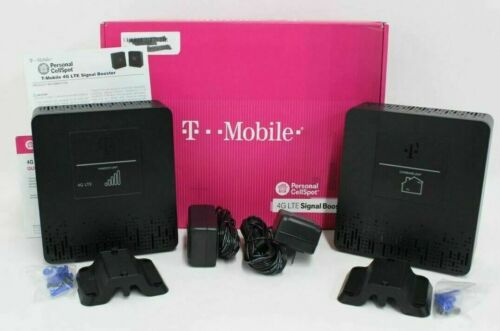 T-Mobile NXT CELFI-D32-21266 4G LTE Personal CellSpot Indoor Signal Booster