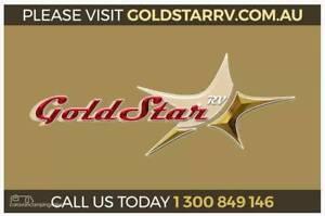 New 19 Ft Goldstar RV Full ensuite 1900 875 Solar panels, awnings