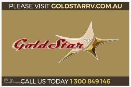 2017 Goldstar RV 20FT Family Econovan with Combo Shower (820)