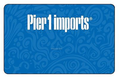 PIER 1 IMPORTS $250 GIFT CARD - BRAND NEW - Free Shipping!