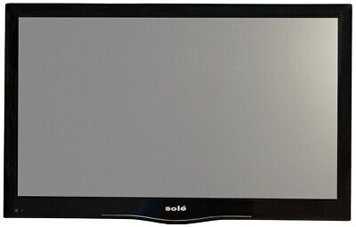 "solé 24"" (24.0"" diagonally) FHD 1080P LED TV Bundle includes TV Flat Wall Mount"