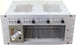 New 4 Chan Rack For All Telefunken V76 V76m V76s Preamp Modules, Ultra Quality!