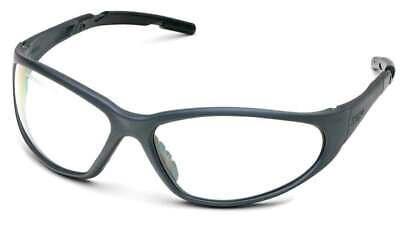 Elvex Delta Plus Xts Safetyshooting Glasses Clear Anti-fog Lensblack Z87.1