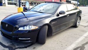 Jaguar XJ 2011 v8 mint condition