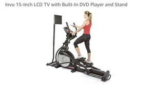LCD/DVD stand system