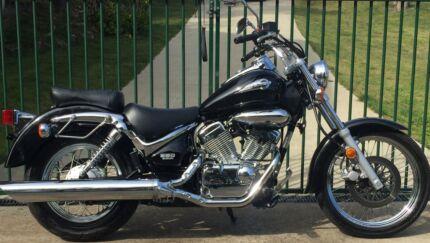Suzuki VL250 Intruder,LAMS,Cruiser,$3900,may trade road bike. Youngtown Launceston Area Preview