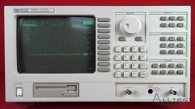 Hp Agilent 3588a 10hz-150mhz Spectrum Analyzer