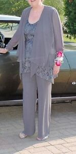 Mother of Bride Pant Suit