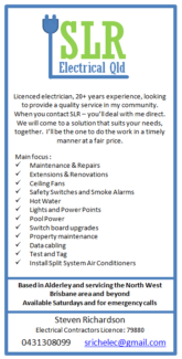 SLR Electrical - Based in Alderley and servicing the North West