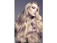 £65 FULL HEAD MICRO RING HAIR EXTENSIONS/PRE-TAPE EXTENSIONS AND BRAZILIAN KERATIN TREATMENT