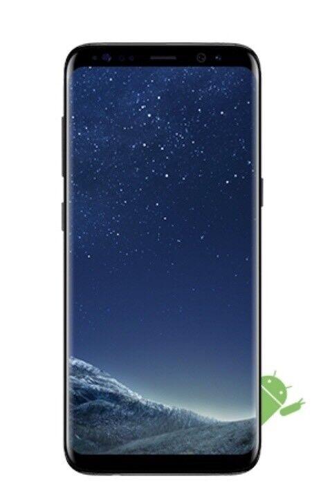 Samsung S8 , 64 GB on EE ,