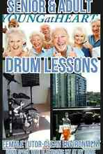 Adult drum lessons Beginners Ascot Brisbane North East Preview