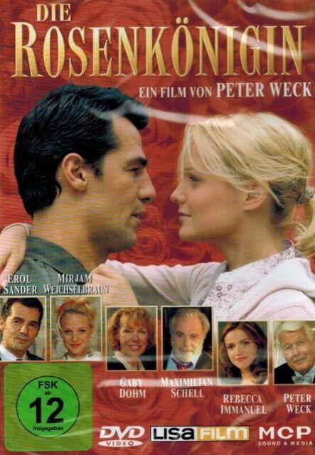 DVD NEU/OVP - Die Rosenkönigin (Peter Weck) - Erol Sander & Mirjam Weichselbraun