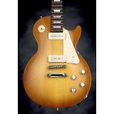 Gibson Les Paul Studio '60s Tribute 2016, Traditional - Satin Honeyburst Guitar