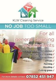 KLW Cleaning Service