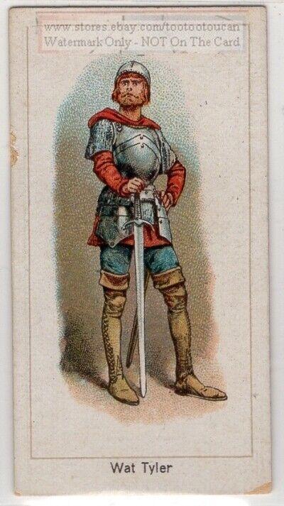 Wat Tyler Leader 1381 Peasants