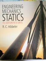 Engineering Mechanics Statics Textbook + Study Pack