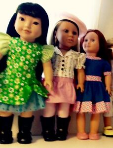 Looking for the lady that makes American Girl Doll clothes