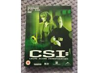 Like New CSI DVD Collection Season 2