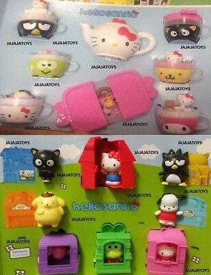 Mcdonalds 2017   2016 Hello Sanrio   2015 Hello Kitty   Pick Your Toy