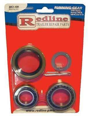 1  Trailer Bearing Kit  Redline BK3-210 14125A / 25580 Seal I.D. 	2.125""