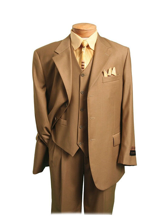 The Cotton Khaki Suit