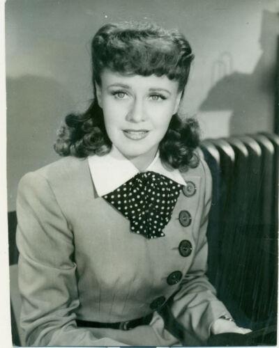 GINGER ROGERS Kitty Foyle Orig 1940 Portrait Photo DBWT