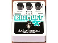 Big Muff with Tone Wicker. £50