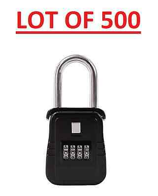 Lot Of 500 Lockbox Key Lock Box For Realtor Real Estate 4 Digit