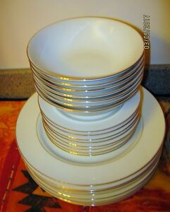 Tiffany 8 piece dish set